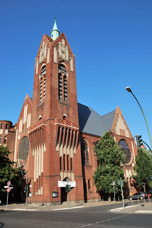 Reformations-Kirche Moabit