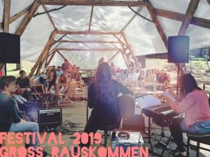 FESTival-Zelt